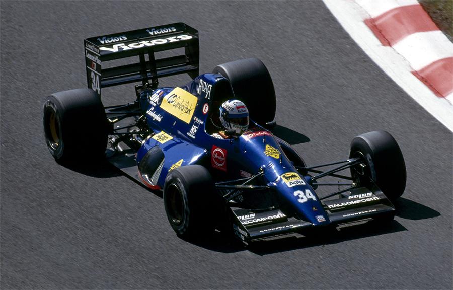 Projeto Lambo de equipe na F1 foi um fracasso retumbante