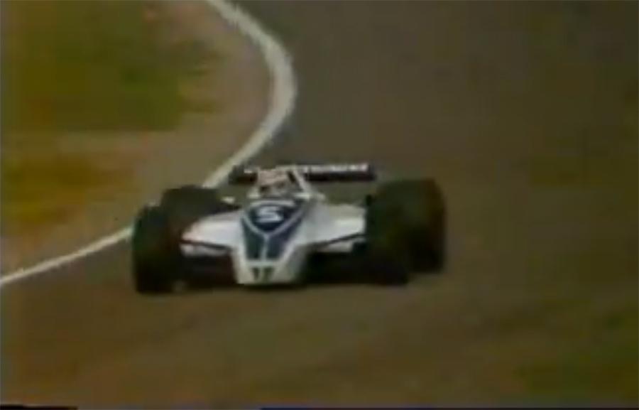 Imagem sobre A vitória de Piquet em Imola no único GP da Itália fora de Monza