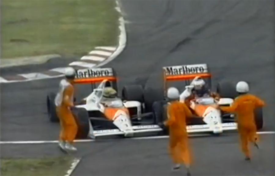 Imagem sobre A força do tapetão: 10 GPs da F1 que não terminaram na bandeirada