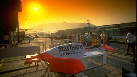 Imagem sobre Calor, praia e testes de pneus: pré-temporadas da F1 no Brasil