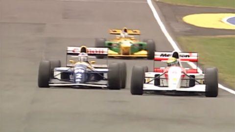 Imagem sobre As disputas mais insanas registradas em vídeo na F1 | 10+ Projeto Motor #7