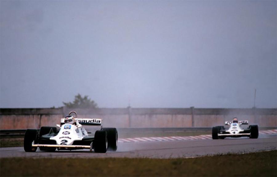 Imagem sobre Jones-Reutemann: a louca briga que custou um título à Williams em 1981