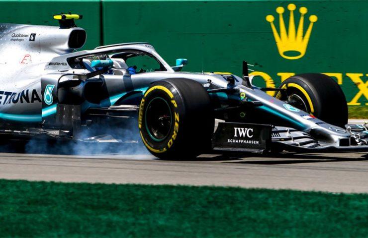 frenagem de um carro de F1 é uma arte da engenharia e pilotagem