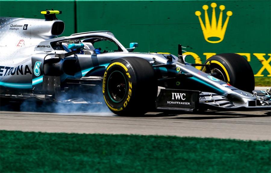 Imagem sobre Conheça os detalhes da brutal arte da frenagem na F1 moderna