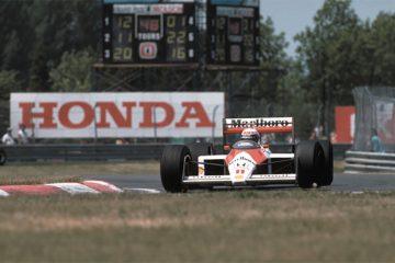 Alain Prost liderou grande momento da McLaren nos anos 80