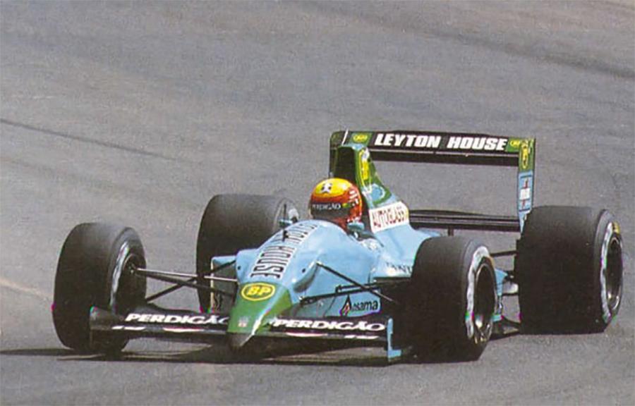 Imagem sobre Judd, o V8 que reinou da F1 das equipes médias | Motores Independentes #1