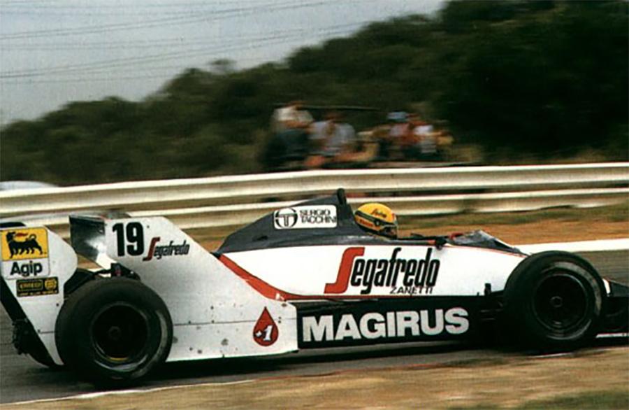 Senna conquistou três dos cinco pódios da Hart na F1