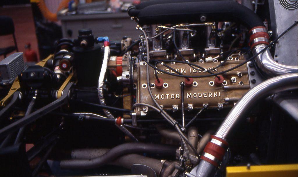 Motori Moderni tinha um bom engenheiro e base, mas não deu certo