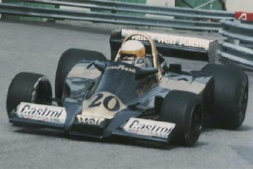 Wolf supreendeu a F1 em 1977