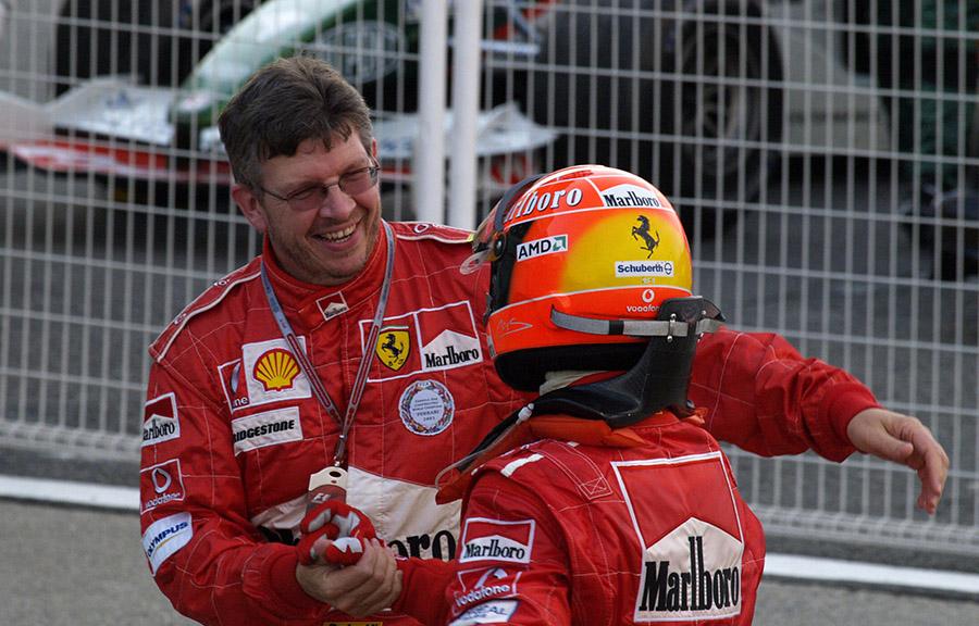 Imagem sobre Ross Brawn: de mecânico a dono de equipe campeão e chefão da F1