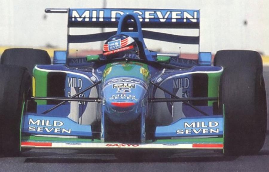 Imagem sobre Engenheiro pode enfim ter revelado grande segredo da Benetton em 94