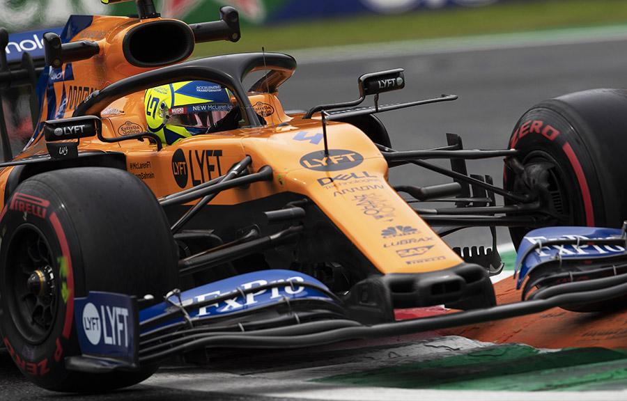"""Imagem sobre Entenda como funciona a """"dança orquestrada"""" da suspensão de um F1"""