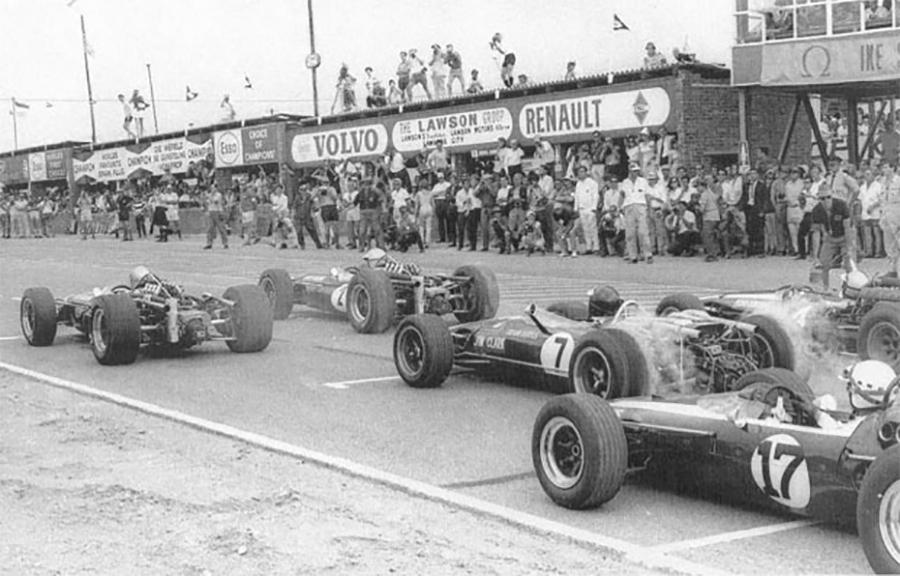 GP da África do Sul de 1968
