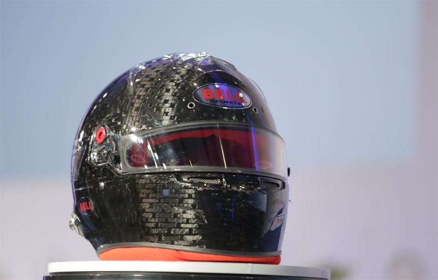 """Imagem sobre A especificação """"militar"""" que promete reforçar os capacetes da F1"""
