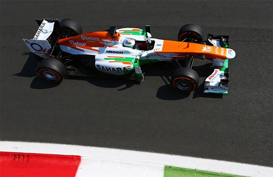 Force India foi vendida após entrar em recuperação judicial na Inglaterra