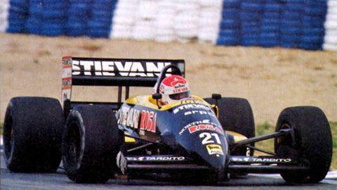 Imagem sobre Osella e a eterna luta contra o rebaixamento da F1   Equipes de Pré-classificação #5
