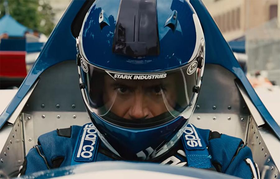 Imagem sobre Ecclestone vetou Homem de Ferro e Marvel recriou Mônaco com F1 reais