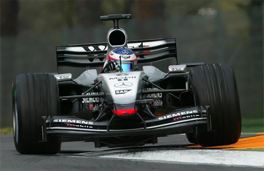 McLaren e Mercedes formaram uma grande aliança de 1995 a 2014