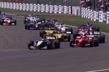 Temporada 99 da F1 foi uma das mais malucas da F1