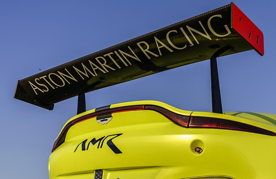 Aston Martin já é representada em provas GT e agora desembarca na F1