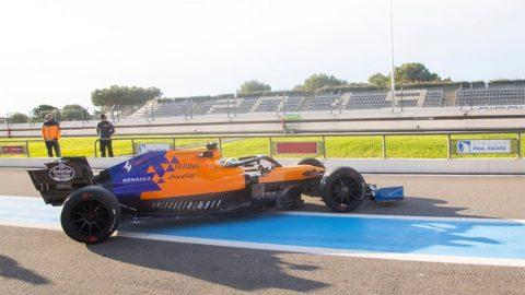 Imagem sobre Pneus aro 18 de 2022 da F1 exigirão respostas mais rápidas dos pilotos