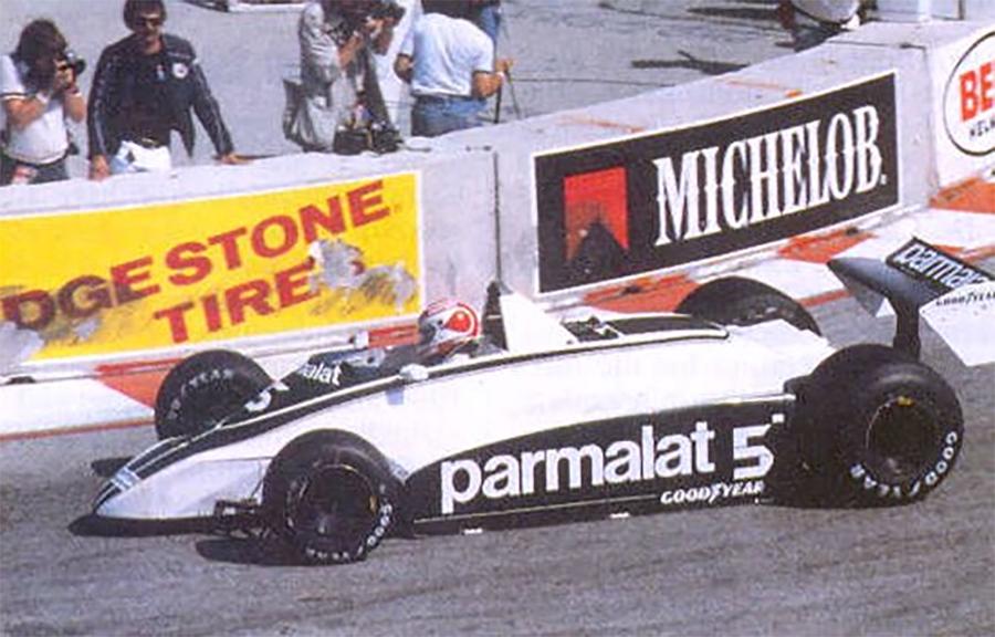 Imagem sobre Como Piquet acabou com a primeira grande seca brasileira na F1