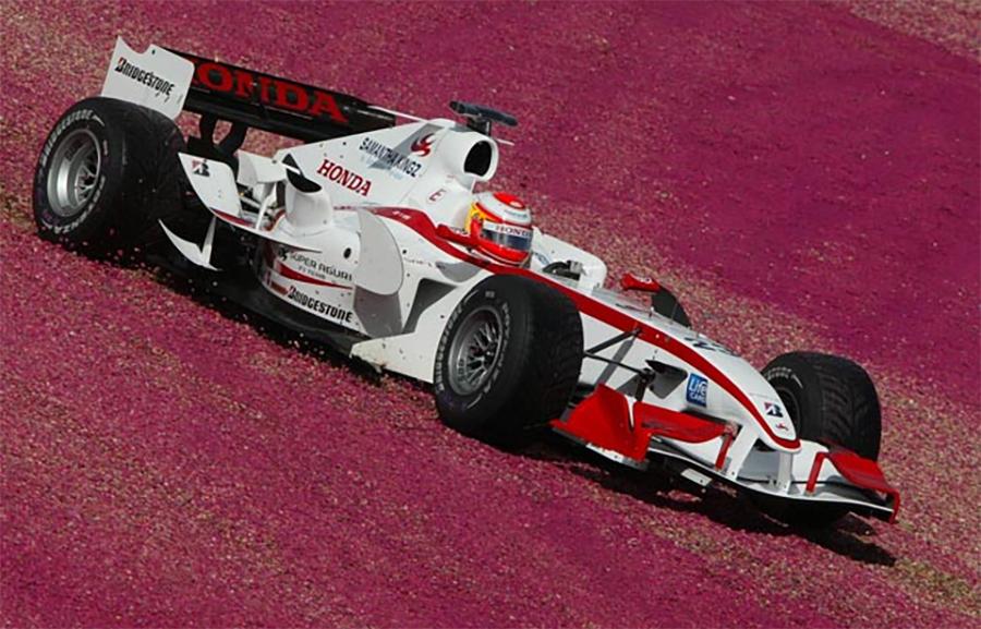 Imagem sobre Como Yuji Ide teve uma passagem desastrosa pela F1 em 2006