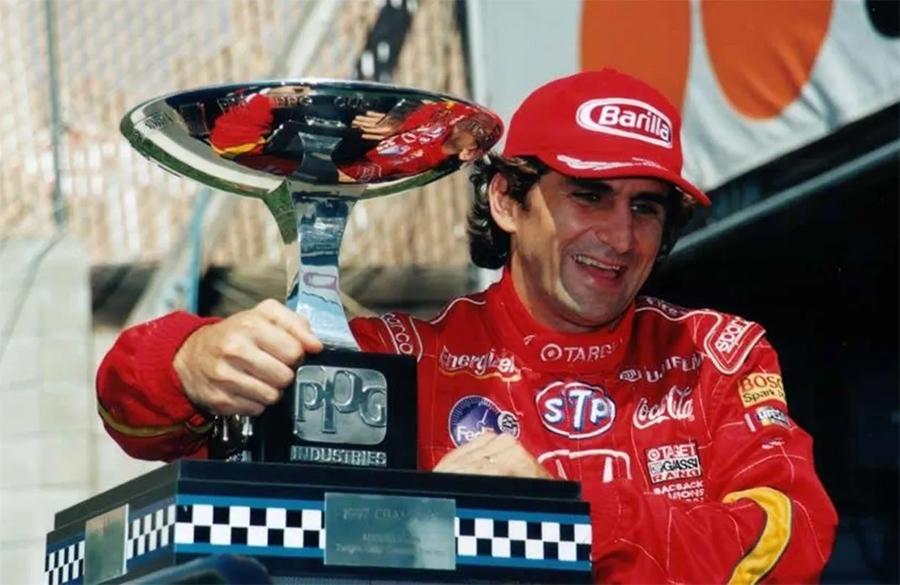 Quase despercebido na F1, Zanardi foi um dos grandes nomes da Indy no final dos anos 90