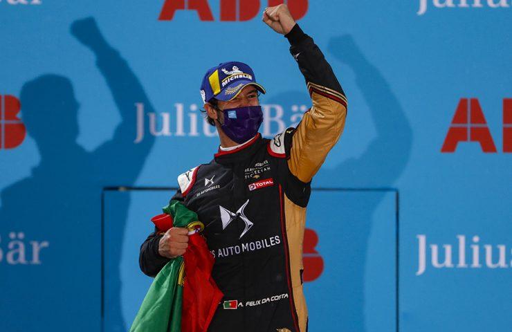 Antonio Félix da Costa conquistou o título 2019-20 da Fórmula E
