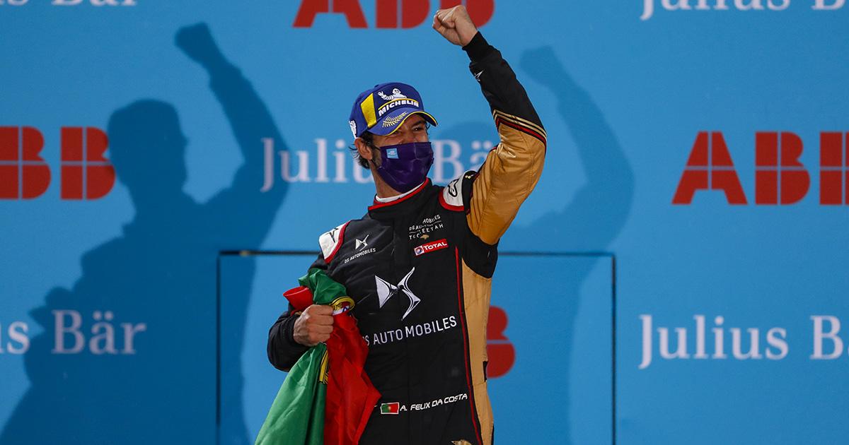 Imagem sobre Dispensados pela F1, campeões da Fórmula E dão a volta por cima