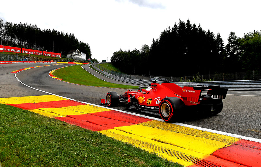 Imagem sobre Spa escancara que problema da Ferrari em 2020 vai muito além do motor