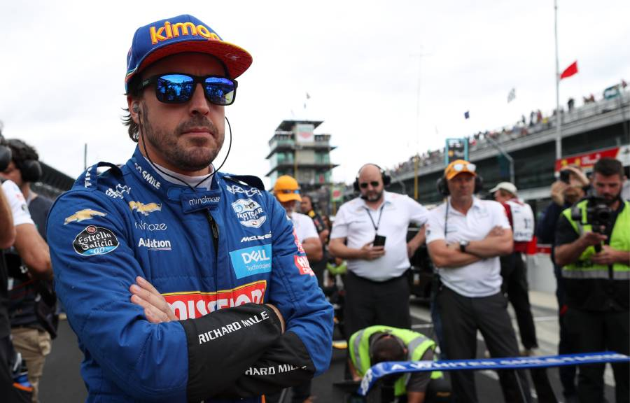 Alonso em Indianápolis: altos e baixos desde 2017