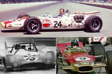 A tríplice coroa de Hill: Indianápolis, Le Mans e Mônaco