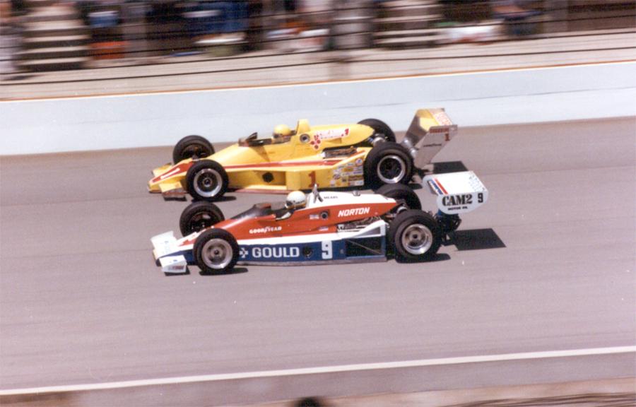 Imagem sobre Cosworth DFX: a derivação turbo do V8 da F1 que massacrou na Indy