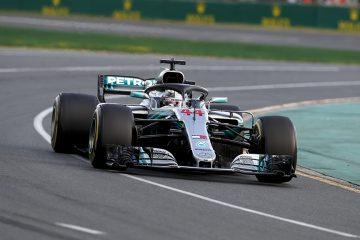 Quando a Mercedes liga o modo festa do motor, normalmente não há rival que segure