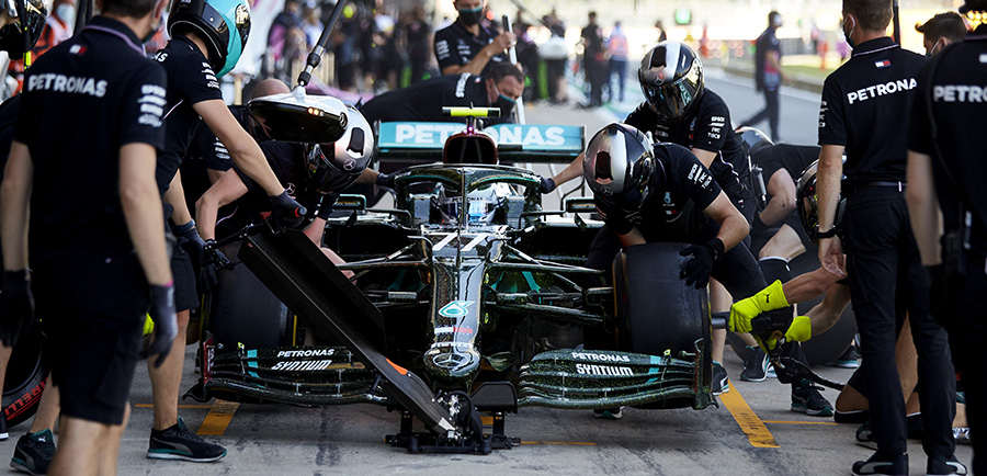 Imagem sobre Estamos no pit, mas já vamos voltar para a corrida