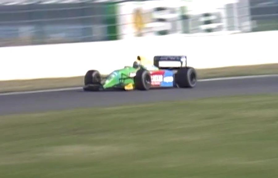 Moreno F1 1990