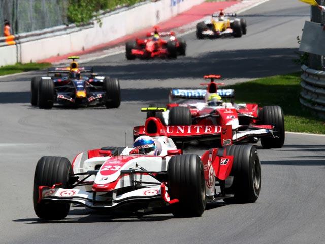Super Aguri chegou a surpreender dentro da F1 com sua parceria com a Honda