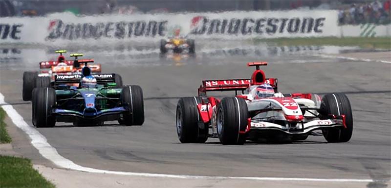 Super Aguri foi uma das últimas equipes da F1 a usar um chassi de terceiro