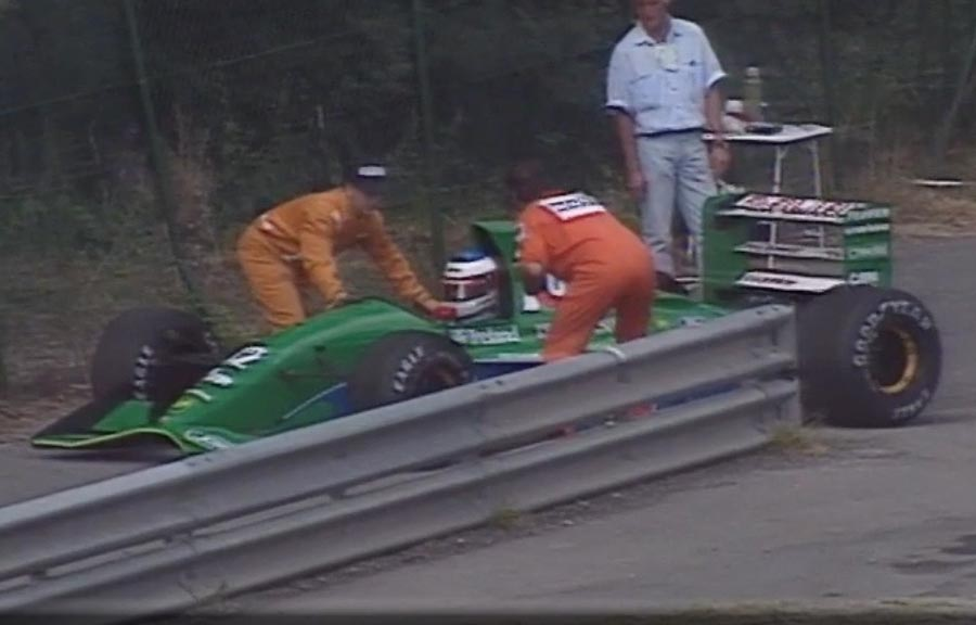 Schumacher estreia F1