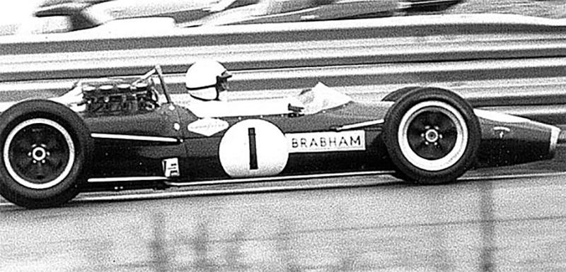 Tauranac foi o projetista do início da Brabham