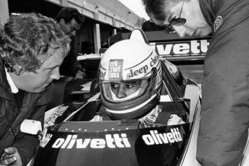 Willy T. Ribbs em teste pela Brabham