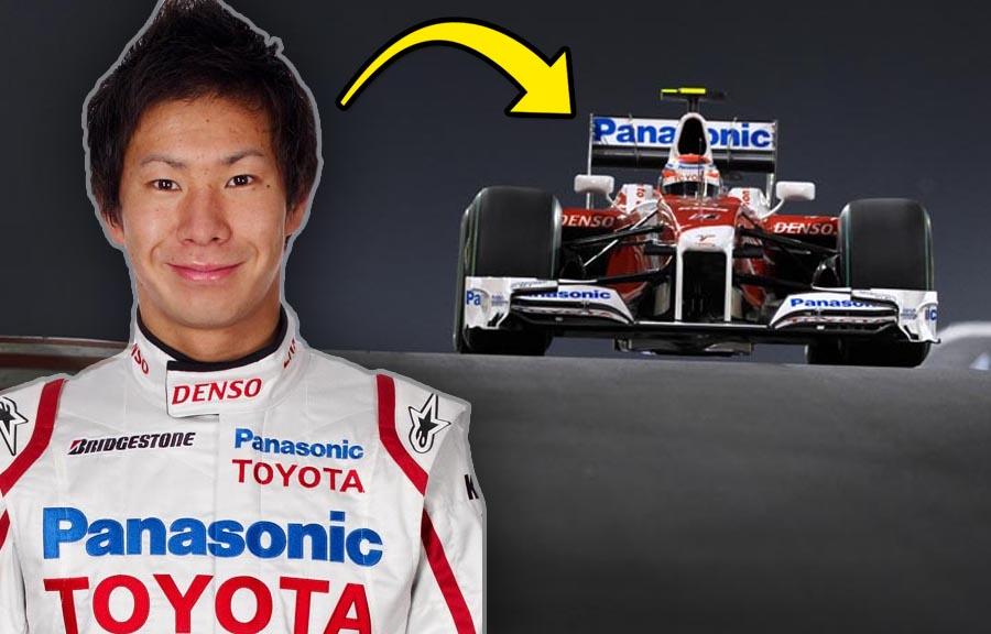 Imagem sobre 6 pilotos substitutos que fizeram bonito na F1