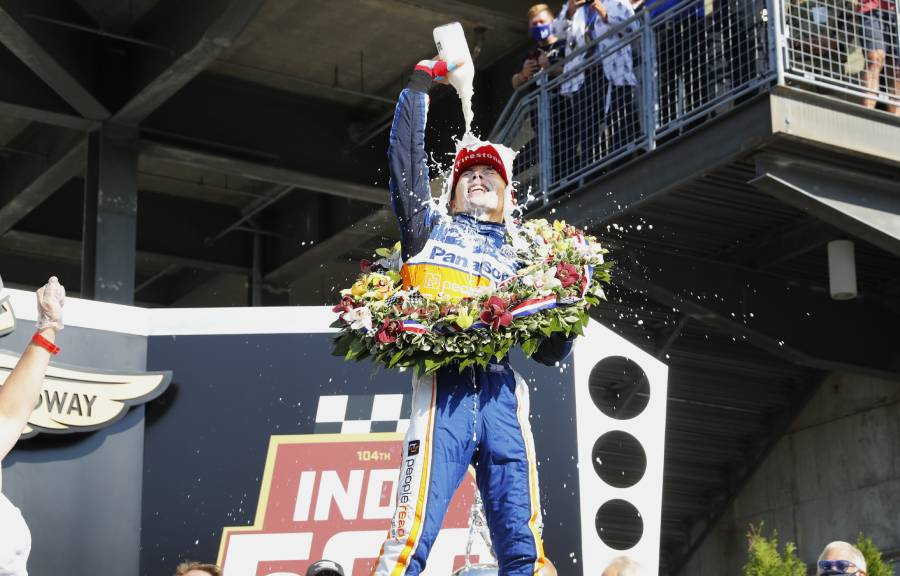 Imagem sobre Bicampeão da Indy 500, Sato tem uma carreira melhor do que você lembra