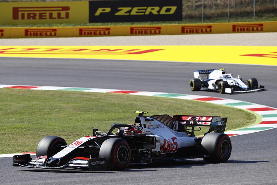 Haas foi a última equipe completamente nova a entrar na F1, em 2016