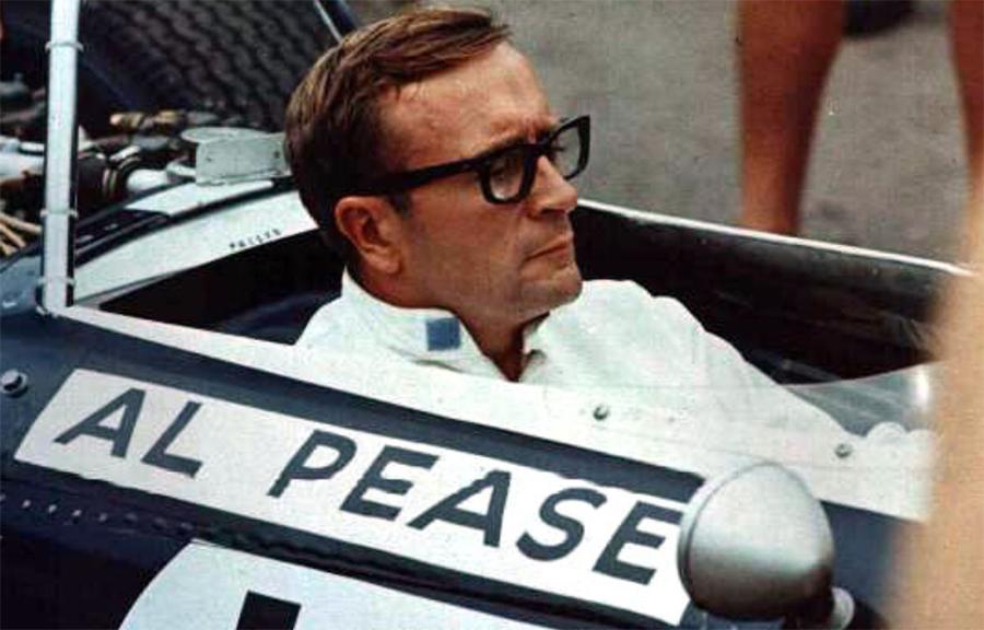 Imagem sobre Desclassificado na F1 por ser lento, Al Pease é um injustiçado da história?