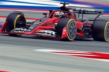 Conceito do F1 de 2022