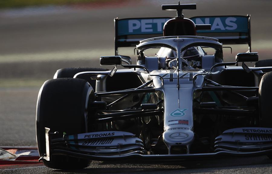 Imagem sobre DAS: a invenção da Mercedes que roubou a cena na pré-temporada da F1