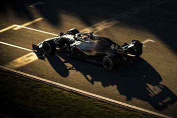 F1 planeja sistema neutro para combater os elétricos