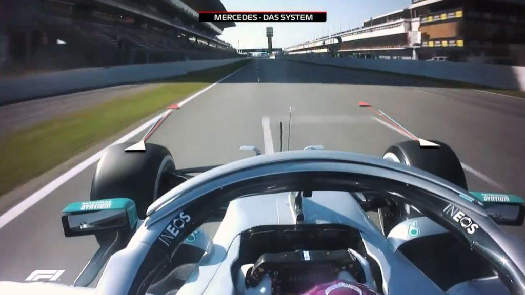 Sistema DAS da Mercedes